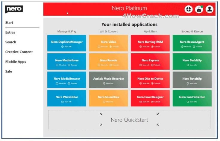 Nero 2021 Platinum Suite