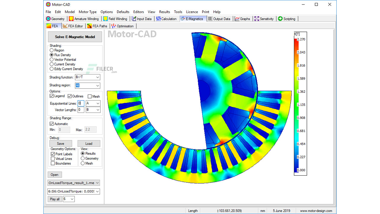 ANSYS Motor-CAD