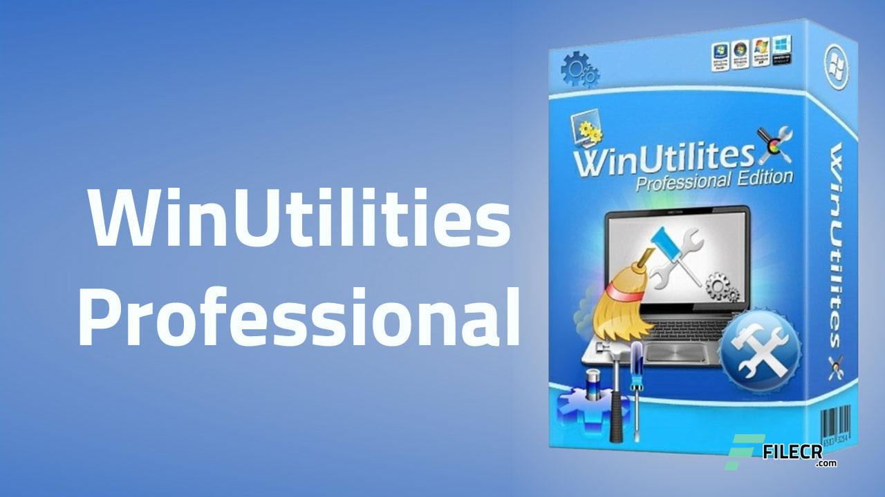 WinUtilities Professional